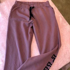 Pink Everyday Lounge Boyfriend Pant